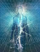 Tech Humanoid — Stock Photo