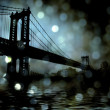 NYC Bridge — Stock Photo #31069125