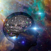 Universal Mind — Stock Photo