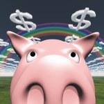 Happy Pig — Stock Photo #32114777