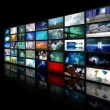 Video displays — Stock Photo #34720393
