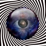 Eye Galaxy Spiral — Stock Photo #36544615