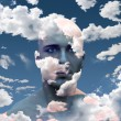 Head in Clouds — Stock Photo #37264537
