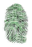 Fingerprint — Stock Photo