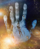 Souls reach up — Stock Photo