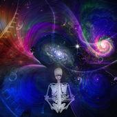 Meditaion — Stock fotografie