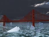 Future Climate Change — Stock Photo