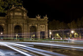 Alcalá iluminada — Foto de Stock