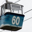 Sixty cable car — Stock Photo