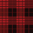 Red plaid pattern. — Stock Vector #20121377