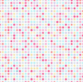 Background with bright circles — Stock Vector