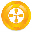 Film Reel icon — Stock Photo #31787589