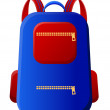 Knapsack icon — Stock Photo #31788115