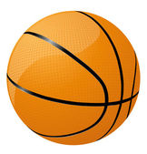 Icono de baloncesto — Foto de Stock