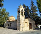 Agios mamas kıbrıs'taki eski şapeli — Stok fotoğraf