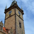 Old Town Hall Tower — Stock Photo