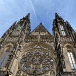 Saint Vitus Cathedral — Stock Photo #26197133