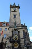 Astronomical clock tower — Stock Photo