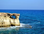 Cape Greco in Cyprus — Stock Photo