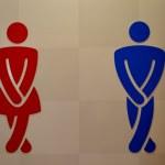 Toilet sign — Stock Photo #32594305