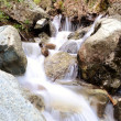 Water flowing  — Stock Photo