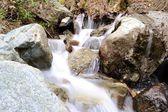 水流动 — 图库照片