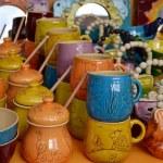 Hungarian ceramics — Stock Photo #37817887