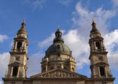 St, Stephens basilica — Stock Photo