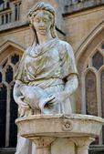 The temperance fountain statue — Foto Stock