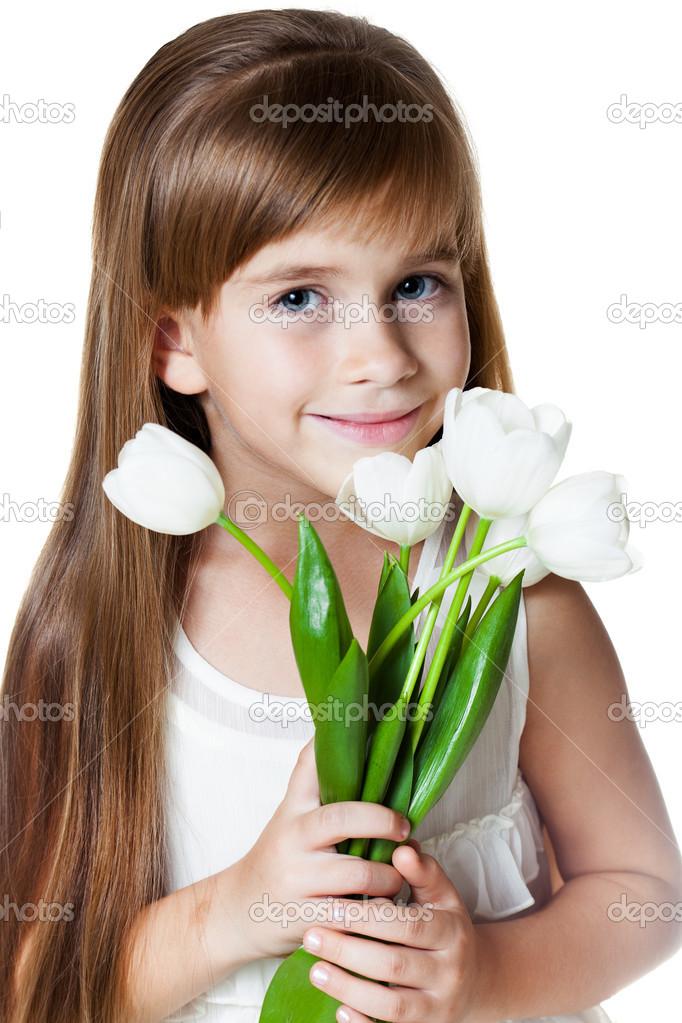 девушки с цветами фото кавказские: