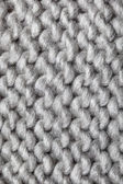 Knitted Wool Pattern — 图库照片