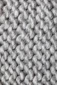 Padrão de lã tricotada — Foto Stock