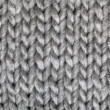 Knitted Wool Pattern — Stock Photo