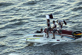 2013 UIM F1 H20 World Powerboat Championship , Sharjah Grand Prix — ストック写真