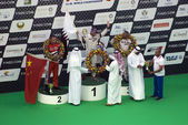2013 UIM F1 H20 World Powerboat Championship , Sharjah Grand Prix — Foto Stock