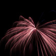 Firework on black sky - 