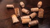 Old bullet shells — Stock Photo