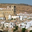 Church of Alhama de Granada — Stock Photo