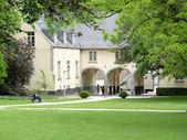 Abbaye de la cambre, ixelles — Foto Stock