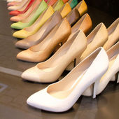 Shoes addiction — Foto de Stock