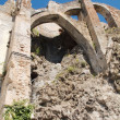 Gothic arches of Frigliana — Stock Photo