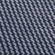 Black tiles aligned on a roof — Stock Photo