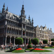 Stock Photo: Flower show at Grand Place in Brussels