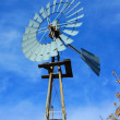 Finch Windmill — Stock Photo