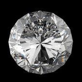 Diamonds 3d model — Stock Photo