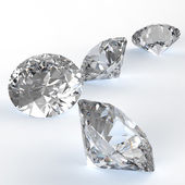 Diamonds — Foto Stock