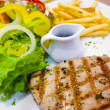 Tuna steak — Stock Photo #41792507