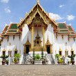 Phra Thinang Dusit Maha Prasat in Royal Palace Bangkok, Thailand — Stock Photo