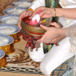 Stock Photo: Thai wedding style ceremony