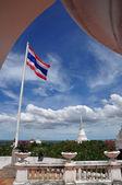 Thai flag — Stock Photo